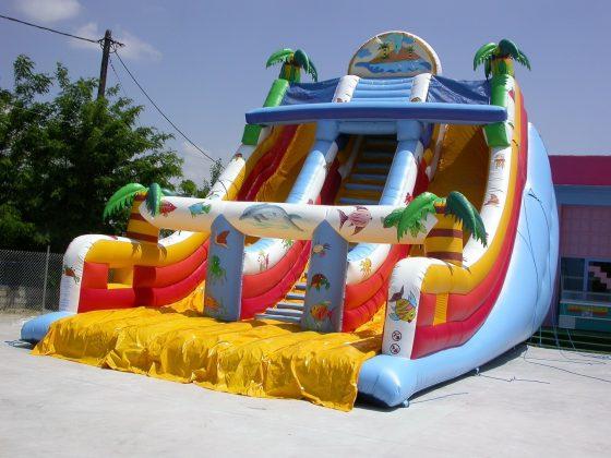 Ιnflatable Slides