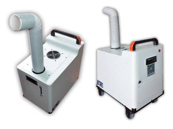 Wheel Disinfection Machines