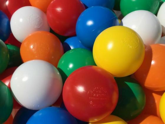 Πλαστικά Μπαλάκια